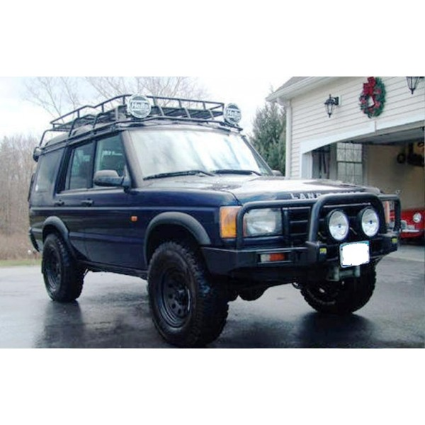 Paraurti Winch Bumper Land Rover Discovery 2