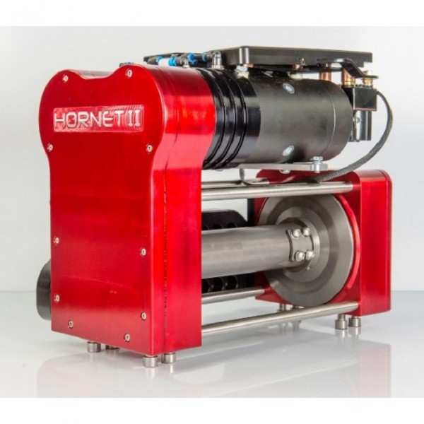 Verricello Red Winches Hornet II Extra Large (DISPONIBILE SOLO SU ORDINAZIONE)