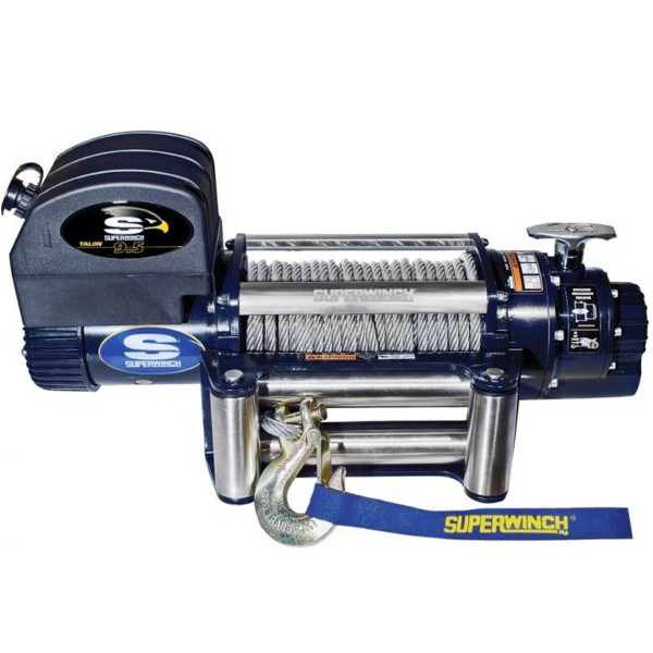 Verricello Talon 9.5NR – 4,309 kgs/12V-  Superwinch