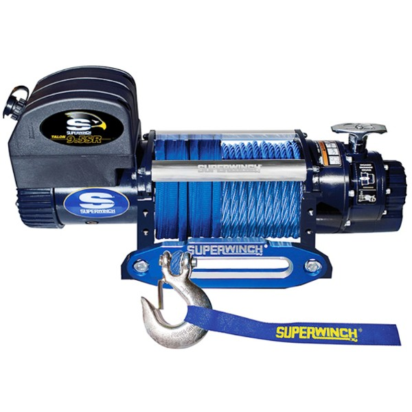 Verricello Talon 9.5 SR – 4,309 kgs/24V - Superwinch