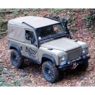 Soft Top Land Rover 90 Station Wagon - Wolf