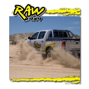 Kit sospensioni Raw4x4 +50mm Jeep Wrangler JK 2.8 Diesel 2007 On