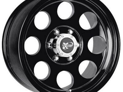 Serie 69 Flat Black