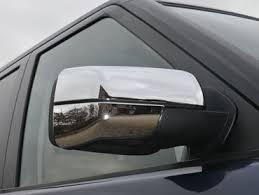 Calotte Per Specchi Retrovisori Land Rover Discovery3-RangeRover- Freelander 2 - Britpart -0