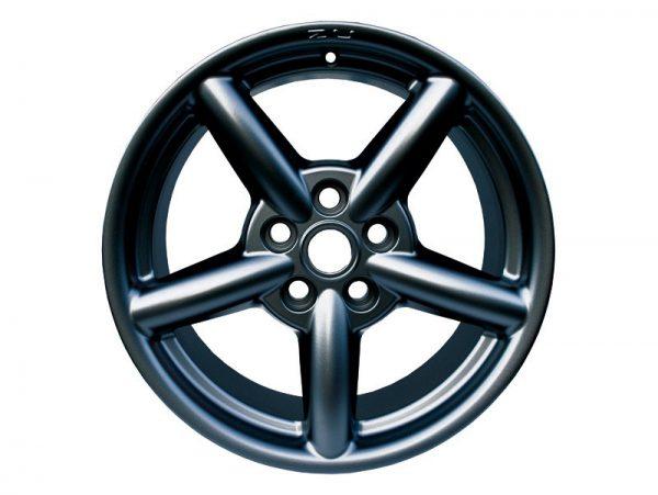 "Cerchi Lega [Nero opaco] (8x18"") Discovery/Range Rover - Zu Rims -0"