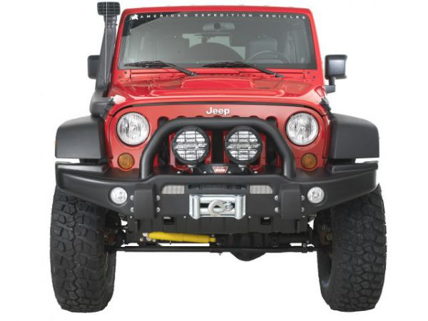 Aev Winch Bumper Jeep Jk -0
