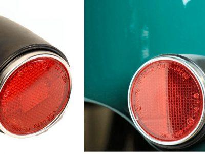 Catadiottro posteriore per Toyota Land Cruiser BJ/FJ/HJ 40 1973-1975 OEM-0