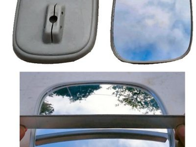 Specchietto retrovisore esterno Toyota Land Cruiser BJ/FJ/HJ 40-0