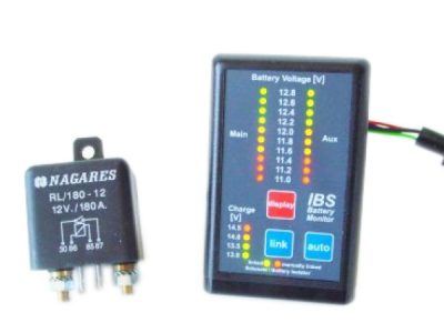 Dual Battery System BM3 - IBS-0