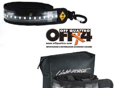 Barra LED flessibile portatile - Flexible LED Light Strip – by LightForce - LIGH136-0