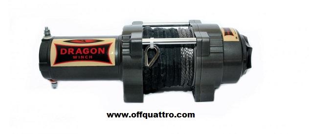 Verricello Dragon Winch Highlander DWH 3000 HD S-0