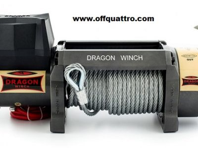 Verricello Dragon Winch Highlander DWH 12000 HD-0