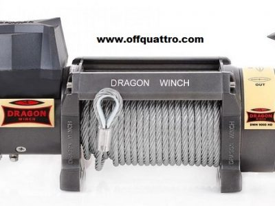 Verricello Dragon Winch Highlander DWH 9000 HD-0