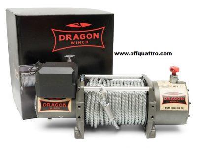 Verricello Dragon Winch DWM 13500 HD EN-0