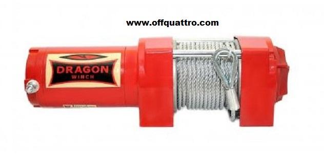 Verricello Dragon Winch DWM 3500 ST-0
