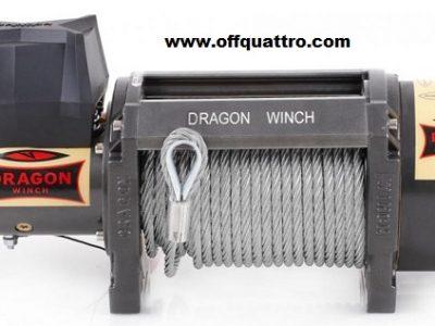 Verricello Dragon Winch Highlander DWT 22000 HD 24V-0