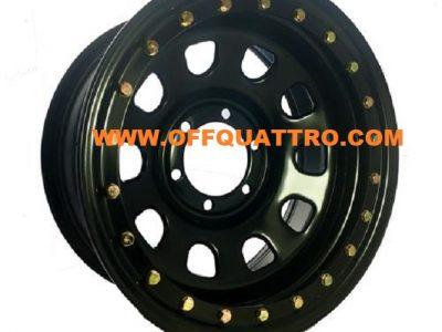 Cerchi 15x8 ET - 32 Beadlock Acciaio -0