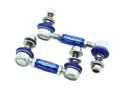 Sway Bar Link Kit - regolabile per impieghi gravosi Skoda Superb 2009-2010 SuperPro-0