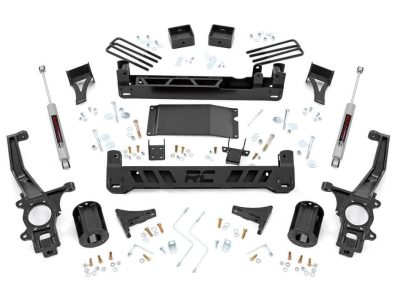 "6"" ROUGH COUNTRY LIFT KIT - NISSAN NAVARA 05-15-0"