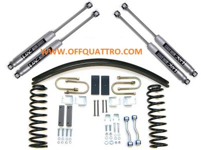"3"" BDS LIFT KIT SUSPENSION - JEEP CHEROKEE XJ-0"
