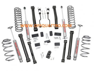 "4"" ROUGH COUNTRY NITRO LIFT KIT SUSPENSION - JEEP GRAND CHEROKEE ZJ-0"